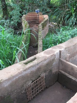 DIY hydropower