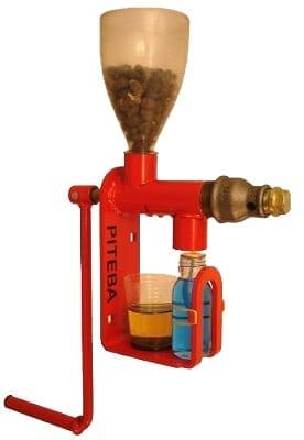 Piteba oil expeller