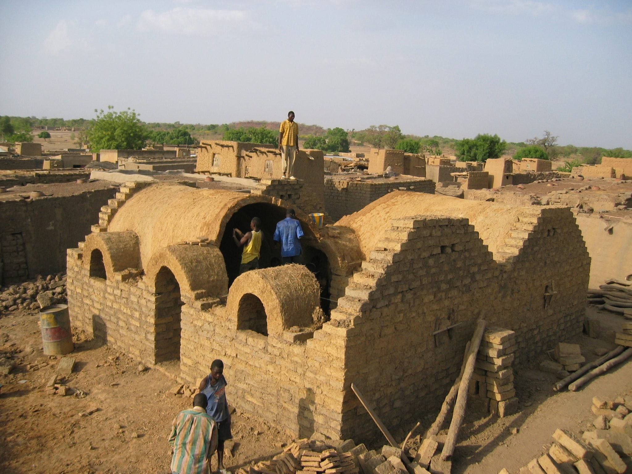 Nubian Vault 1