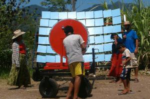 Solar Fire Gallery