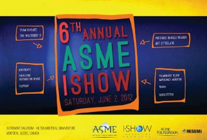 ASME iShow Archives | Engineering For Change