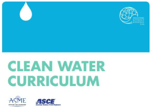 clean water curriculum
