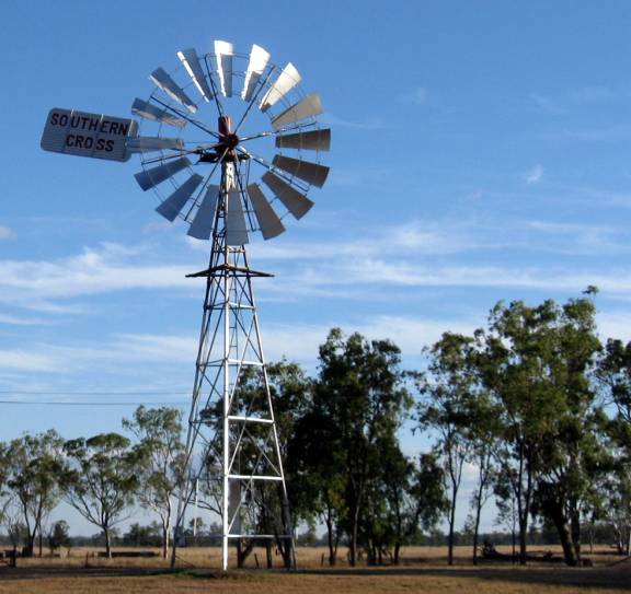 IZ Southern Cross Windmill