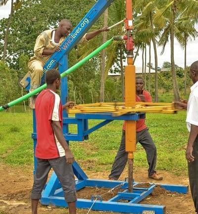 The Village Drill