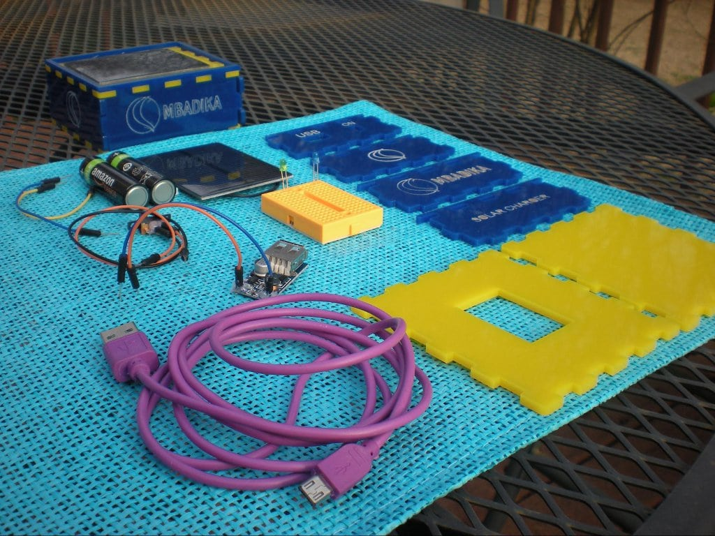 How To Build A Solar Powered Usb Charger For Your Phone Small Wiring Diagram