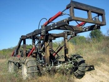 Lifetrac tractor
