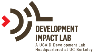 Development Impact Lab Logo