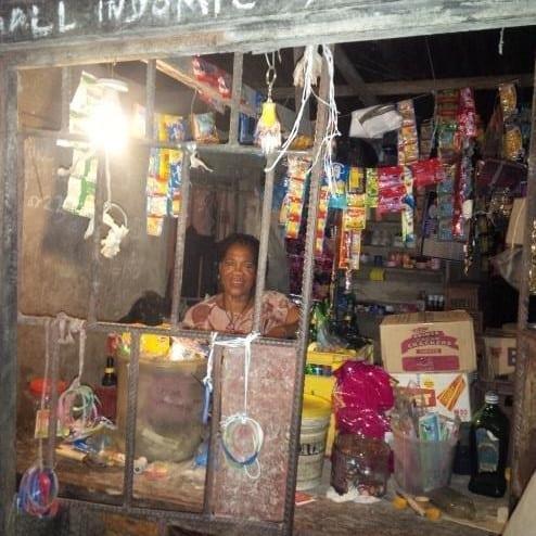 Convenience store in Nigeria