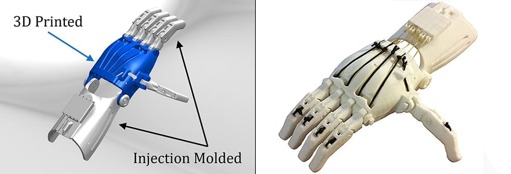3d-printed hands