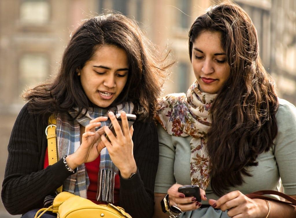 Big Data mobile phones