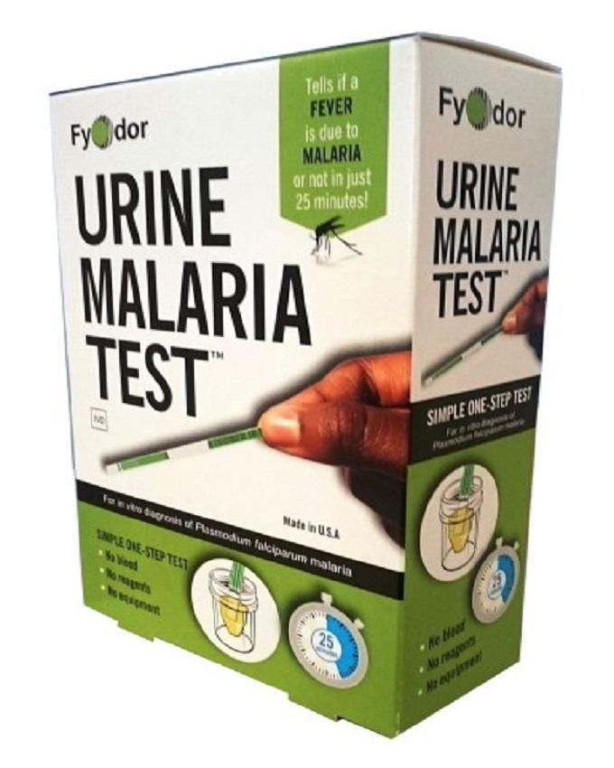 Fyodor Urine Malaria Test (UMT)