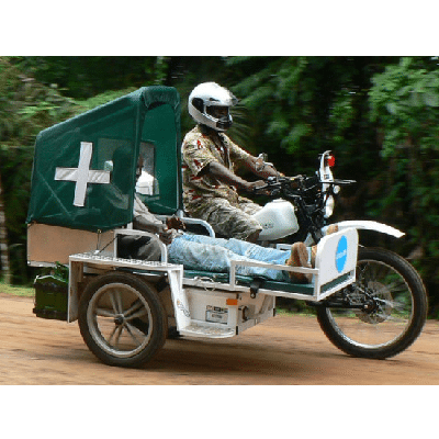 eRanger Ambulance