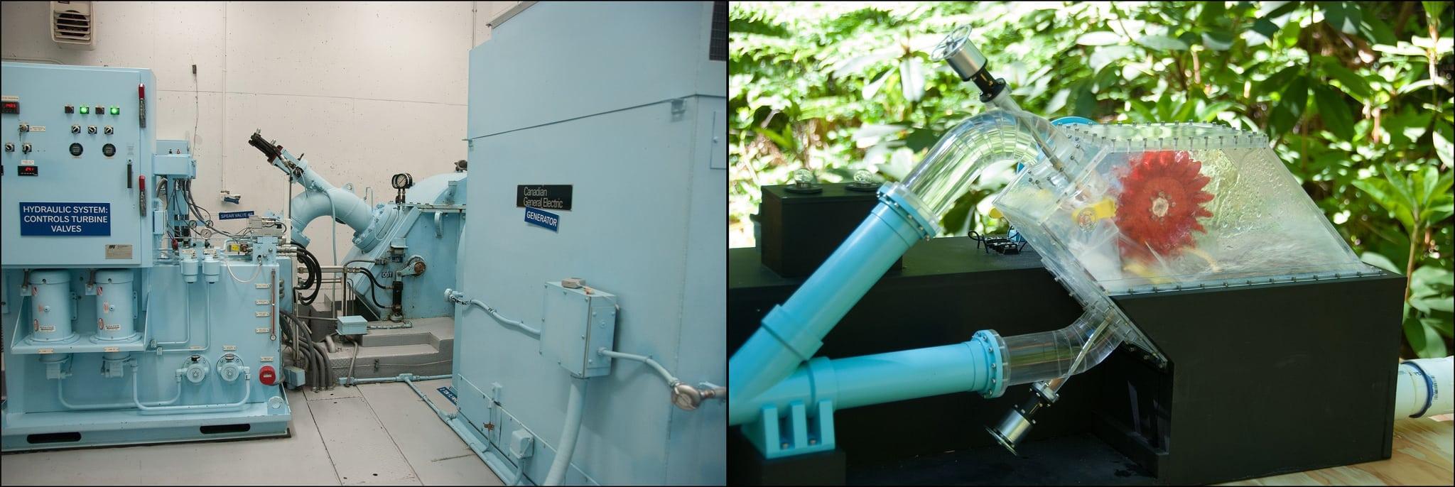 micro-hydropower generator