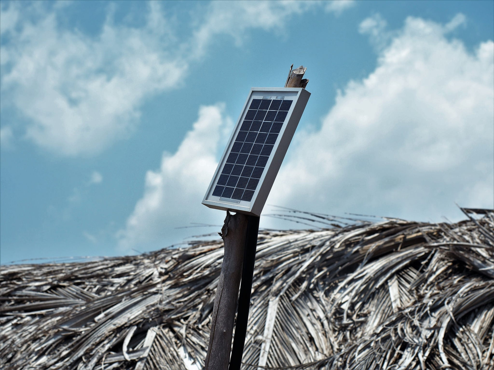 Off Grid Energy Solutions Archives Engineering For Change Solar Panel With Corrugated Thin Film Cells On Wiring Panels In
