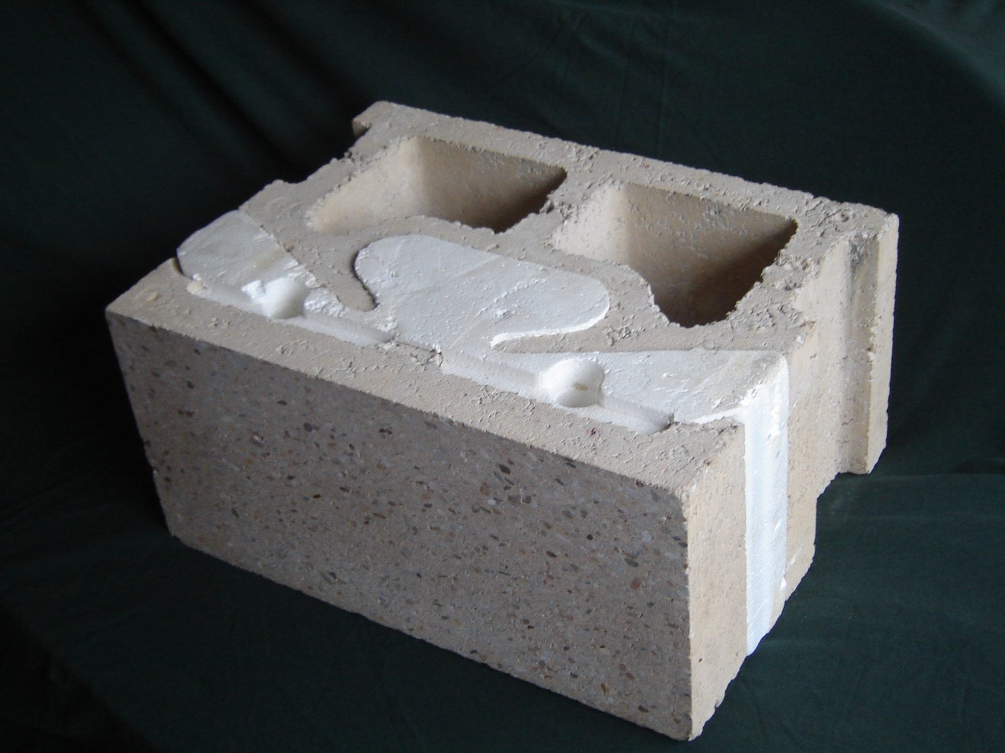 Nrg Insulated Block Engineering For Change