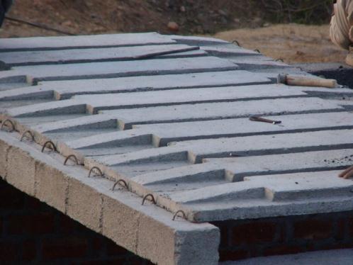 Precast Concrete Beams And Slabs
