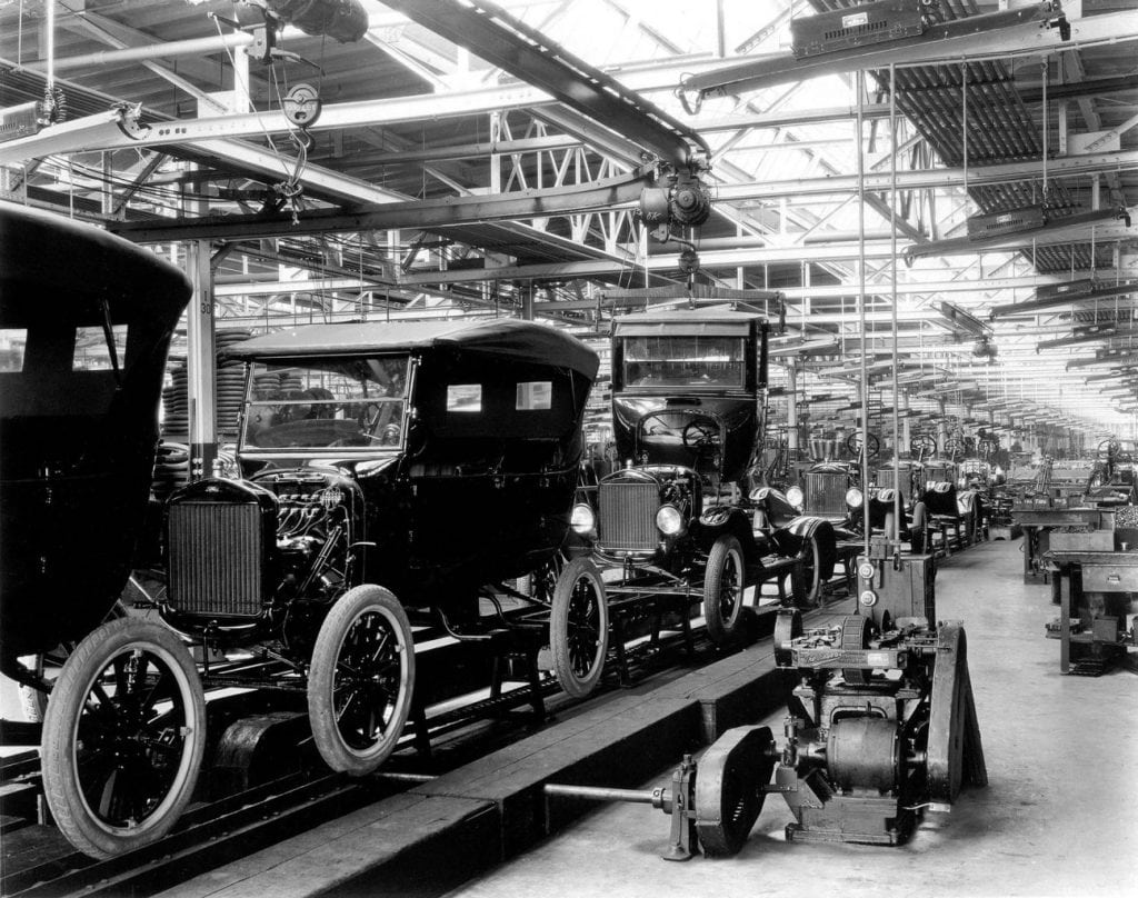 How Did Henry Ford Make Cars More Afordable