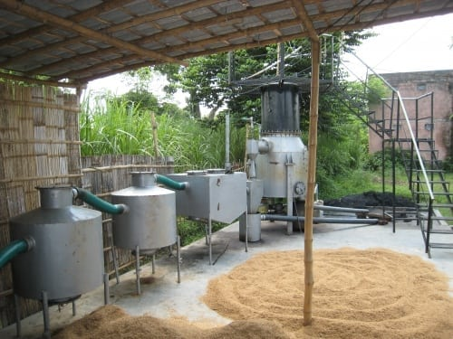 HPS Biomass Gasification Power Plant | Engineering For Change