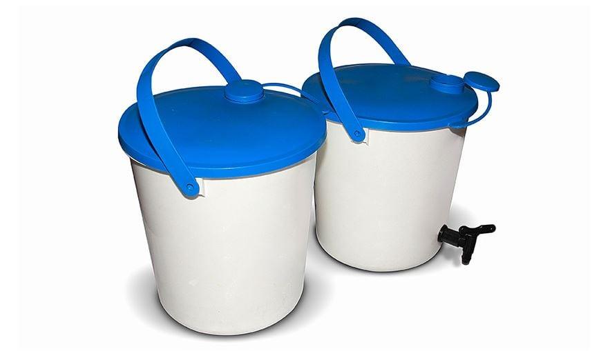 Pura Water Bucket