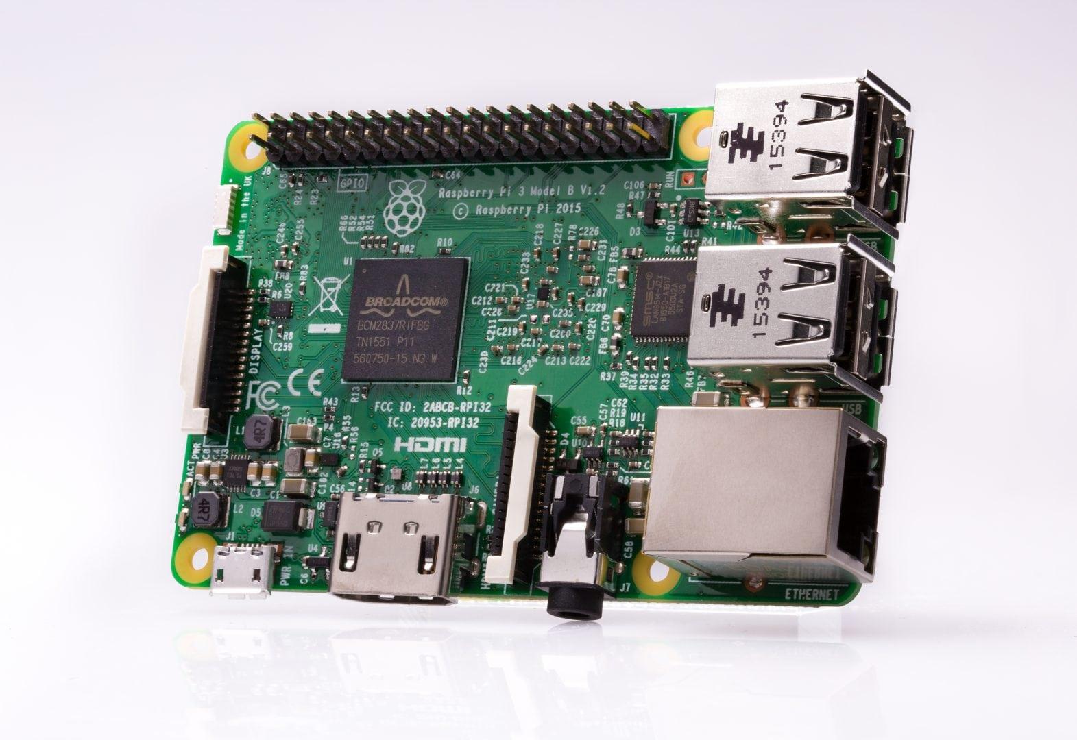 Raspberry Pi 3 Model B   Engineering For Change