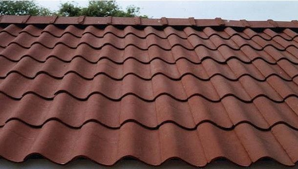Micro Concrete Roofing Tiles Engineering For Change