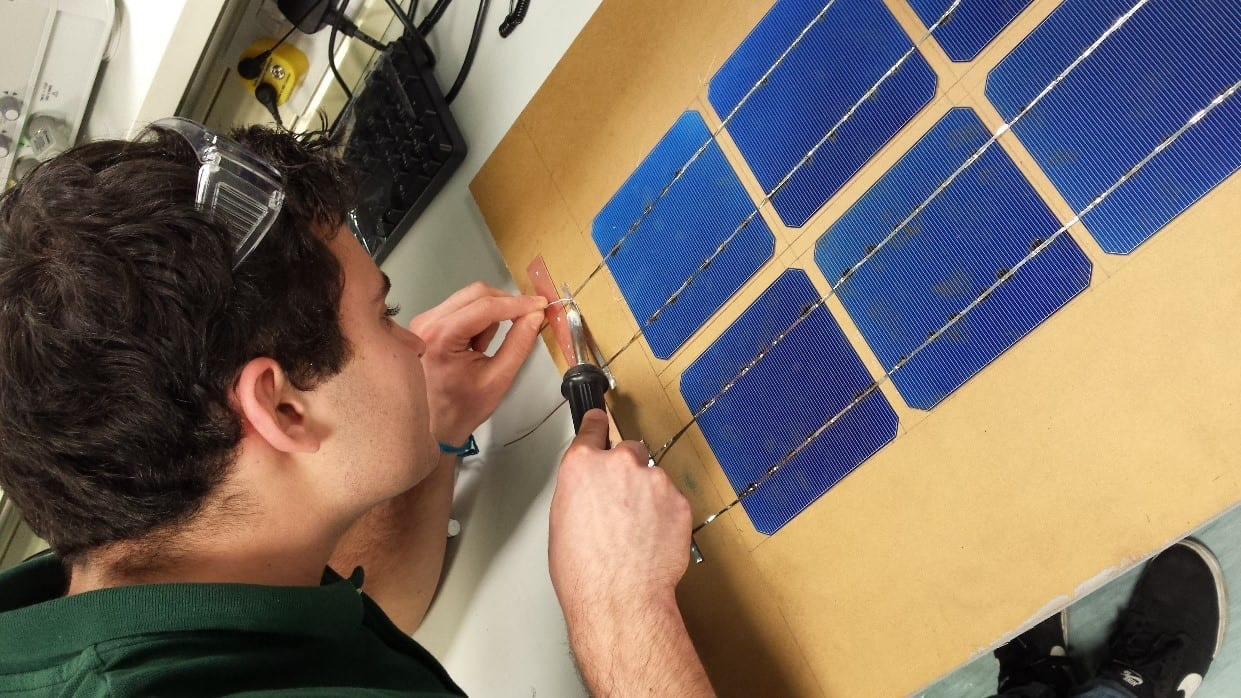 Build Your Own Solar Panels