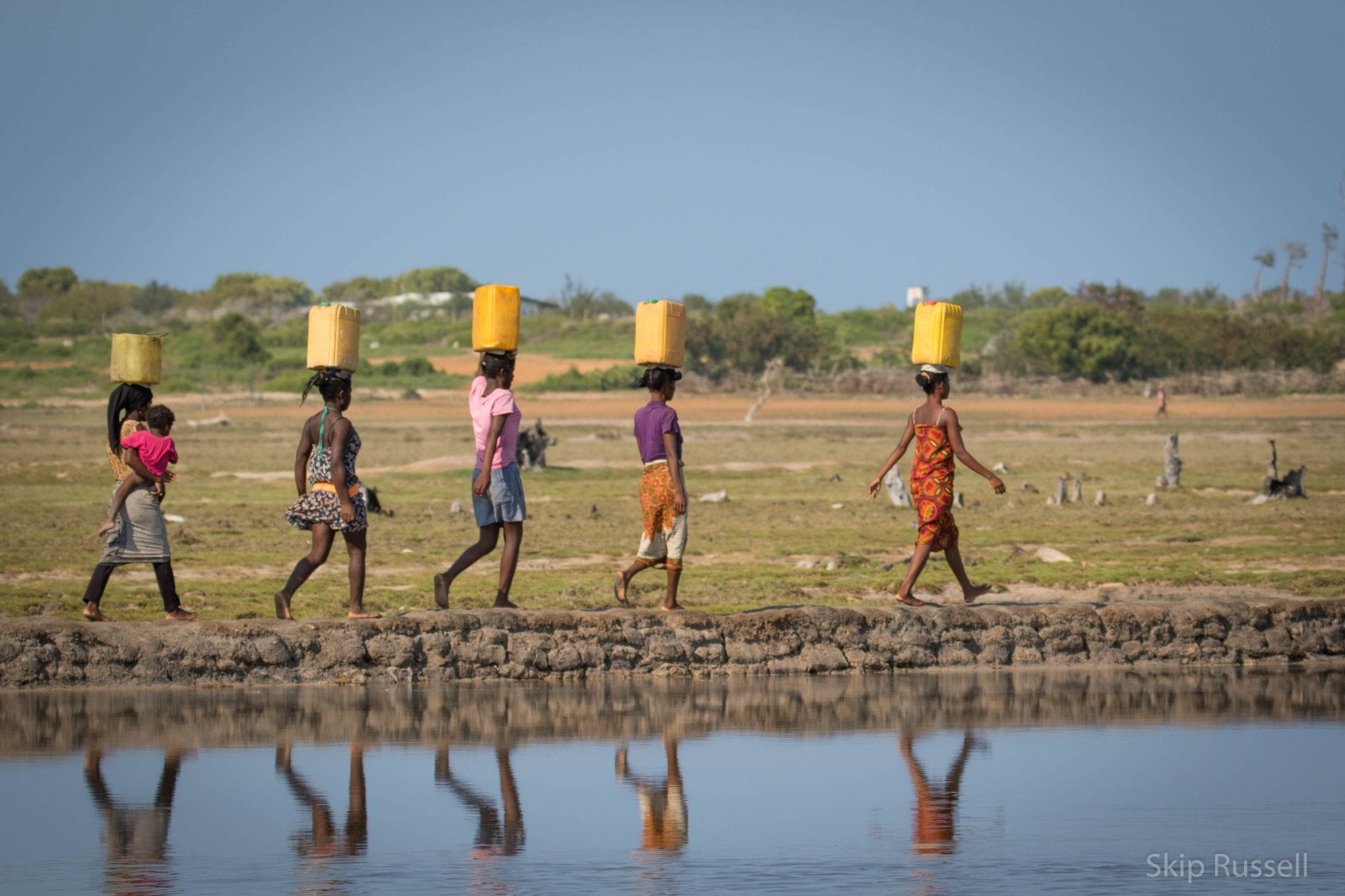 Reflections on a Review of Studies on the Physical and Emotional Toll of Carrying  Water | Engineering For Change