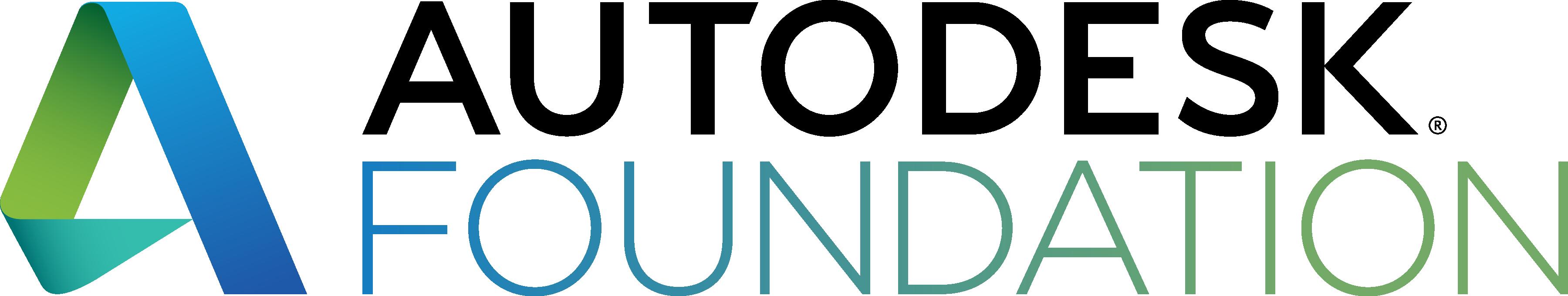 Logo for Autodesk Foundation