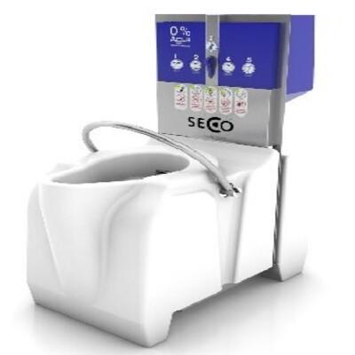 SECCO Toilet
